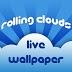 Rolling Clouds Lite Live Wallpaper