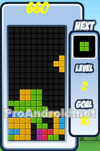 Тетрис Tetris Aqua на андроид - top-android.org