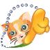 Funny Dots - Cats
