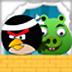 AngryBird TicTacToe